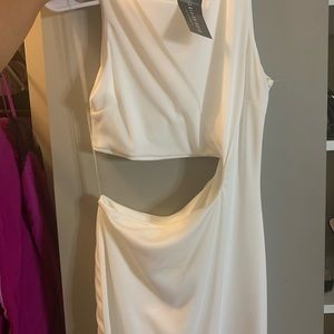 Fashion Nova Dresses - Fashion nova midi cut out dress